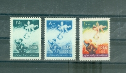 PERSIA - IRAN;  CHARITY Stamps - Iran