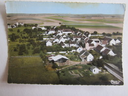 77 Seine Et Marne Boitron Vue Générale Aérienne - France
