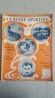 LA REVUE SPORTIVE AVRIL  1904 N°15 LES CANOTS A MONACO  PARIS NICE PARIS - Sport