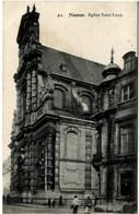 Belgique Namur Eglise Saint Loup - Namur