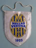 HELLAS VERONA 1903 ( Zie Foto's ) Wimpel - Pennant ! - Voetbal