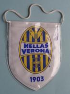 HELLAS VERONA 1903 ( Zie Foto's ) Wimpel - Pennant ! - Football