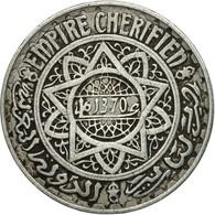 Monnaie, Maroc, Mohammed V, 5 Francs, 1370, Paris, TB+, Aluminium, KM:48 - Morocco