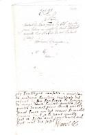 Lot De 3 Documents - Rentes Viagères Pour Eglise Saint-Nicolas De Caen (14) - Années 1714-1717-1718 - Manuskripte