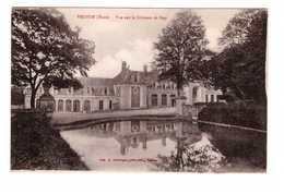 27 Vernon Vue Sur Le Chateau De Bizy - Vernon