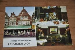 4181- Hotel-Restaurant Le Panier D'Or - Brugge