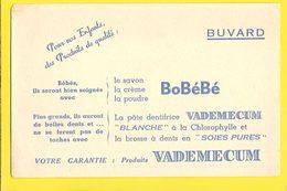 BUVARD  : La Pate Dentifrice VADEMECUM - Chemist's