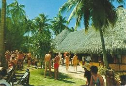 TAHITI  MOOREA -  CLUB MEDITERANEE - Polynésie Française