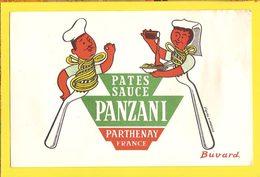 BUVARD :Panzani Pates Sauces - Food