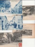13 SAINT REMY De PROVENCE - Lot De 5 Cartes (à Voir 5 Scans) - Saint-Remy-de-Provence