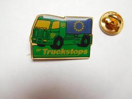 Beau Pin's , Camion Essence BP , British Petroleum Company , Truckstops , Drapeau Europe , CEE - Fuels