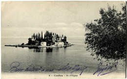 Grece Greece Corfou Ile D'Ulysse - Grecia