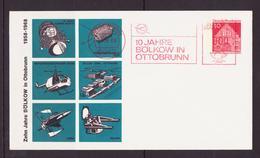 ESPACE - 1968/09 - 10ème Anniversaire Du Centre D'Ottobrunn - ERNO - 1 Document - Space