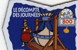 Magnets Magnet Le Gaulois Invention Date Le Decompte Des Journées 17 - Magnets