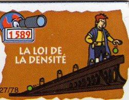 Magnets Magnet Le Gaulois Invention Date La Loi De La Densité 27 - Unclassified