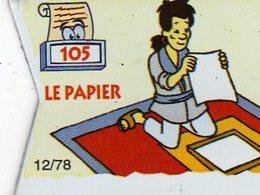 Magnets Magnet Le Gaulois Invention Date Le Papier 12 - Unclassified