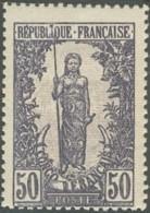 Congo Français 1892-1900 - N° 37 (YT) N° 37 (AM) Neuf *. - Congo Français (1891-1960)