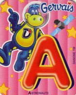 Magnets Magnet Gervais Danomino Alphabet A - Lettres & Chiffres