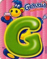 Magnets Magnet Gervais Danomino Alphabet G - Letters & Digits