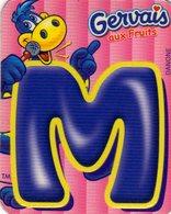 Magnets Magnet Gervais Danomino Alphabet M - Letters & Digits