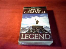 LEGEND   °°°°  DAVID GEMMELL - Novelas