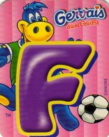Magnets Magnet Gervais Danomino Alphabet F - Letters & Digits