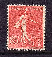 FRANCE YT 204,  *  MH,   (STRF712) - 1903-60 Sower - Ligned