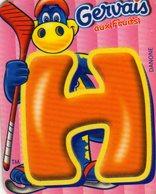 Magnets Magnet Gervais Danomino Alphabet H - Lettres & Chiffres