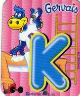 Magnets Magnet Gervais Danomino Alphabet K - Letters & Digits