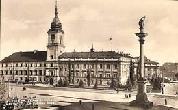 Poland - Warszawa Zamek Krolewski (animation, Stamps 1931) - Polen