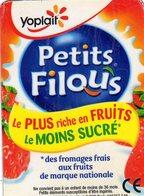 Magnets Magnet Yoplait Petits Filous - Advertising