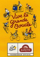 Magnets Magnet Banette Tour De France - Advertising