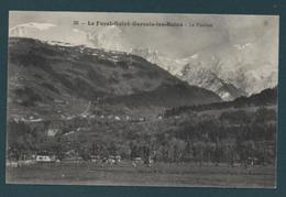 Le Fayet - Saint-Gervais-les-Bains - Le Prarion - Saint-Gervais-les-Bains