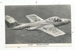 Chromos & Images , Aviation , Avion, MORANE SAULNIER ,FLEURET - Vieux Papiers