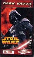 Magnets Magnet Cinema Star Wars Le Gaulois 9/28 Dark Vador - Unclassified