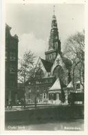 Amsterdam 1957; Oude Kerk - Gelopen. (Photex - Amsterdam) - Amsterdam