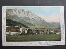AK ÖBLARN B. Liezen 1905  //  D*33991 - Liezen