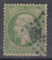 NAPOLEON III YT20° - 1862 Napoleon III