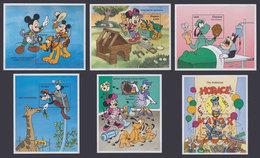 GUYANA 1995 - Disney Work - Mi B452-7; CV=18 € - Stripsverhalen
