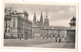 ***  TCHEQUIE ***  PRAGUE - PRAHA - PRAG  Burg   -  Unudsed - Tchéquie