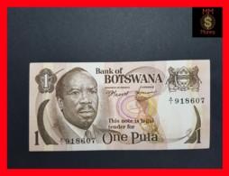 BOTSWANA 1 Pula 1976  P. 1  VF - Botswana