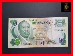 BOTSWANA 10  Pula 1976  P. 4 VF - Botswana