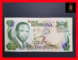 BOTSWANA 10 Pula  2002  P. 24 A  UNC - Botswana