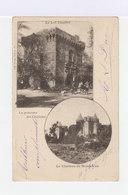 Le Lot Illustré. Le Château De Montcléra. La Poterne. (3098) - Autres Communes