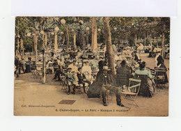 Châtel Guyon. Le Parc. Kioske à Musique. Avec Public. (3099) - Châtel-Guyon