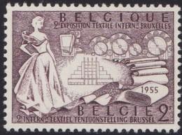 Belgie    .    OBP   .     968       .     **     .    Postfris ZONDER  Charnier    .  / .  Neuf SANS  Charniere - Unused Stamps