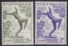 Belgie    .    OBP   .     969/970        .     **     .    Postfris ZONDER  Charnier    .  / .  Neuf SANS  Charniere - Ongebruikt