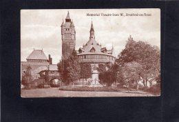 79317    Regno  Unito,  Memorial Theatre From  W.,  Stratford-on-Avon,  NV - Stratford Upon Avon