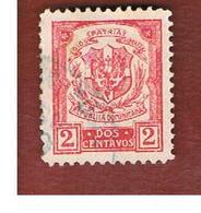 REPUBBLICA DOMENICANA (DOMINICAN REPUBLIC)  - SG 237  -  1922 COAT OF ARMS  - USED - Repubblica Domenicana