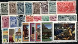 3721-Italia Nº 1950/65, 1966/73 - Italia